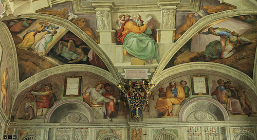 Judith In The Sistine Chapel Judith2you