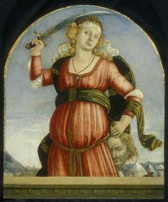 Judith (1490-1495) Matteo di Giovanni