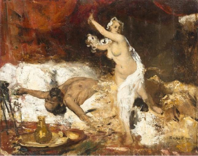 Judith (1883) Ferencz Paczka