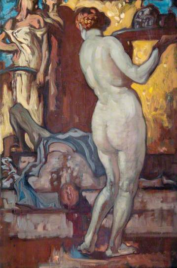 (c) David Brangwyn; Supplied by The Public Catalogue Foundation