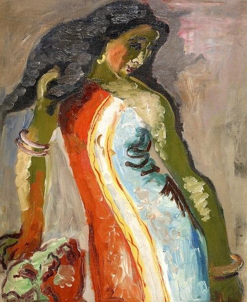 Judith II (1924) Issac Grunewald