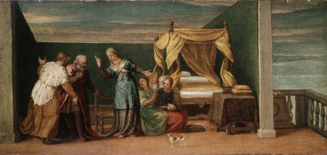 Judith () Veronese 2