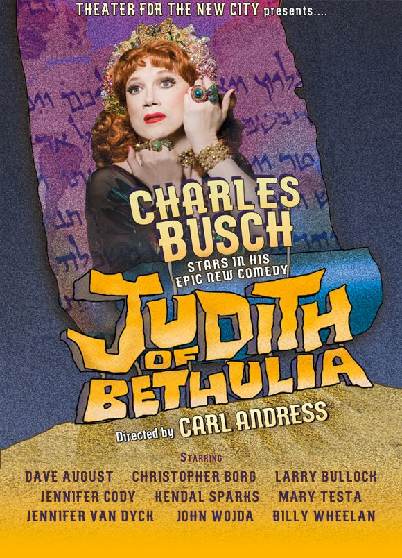 poster for Judith of Bethulia
