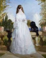 Princess Victoire of Saxe-Coburg-Gotha (1839) Sir Edwin Landseer