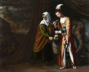 Judith (1630) Pedro Núñez del Valle