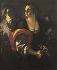 Judith () Saraceni