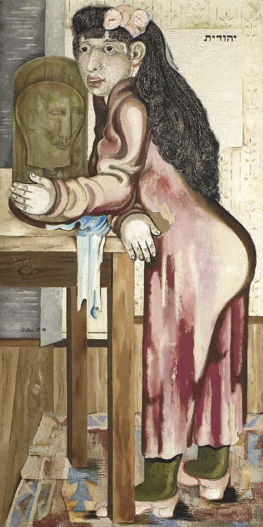 Judith (1927-1928 ) Jankel Adler