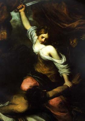 Judith () Cecco Bravo