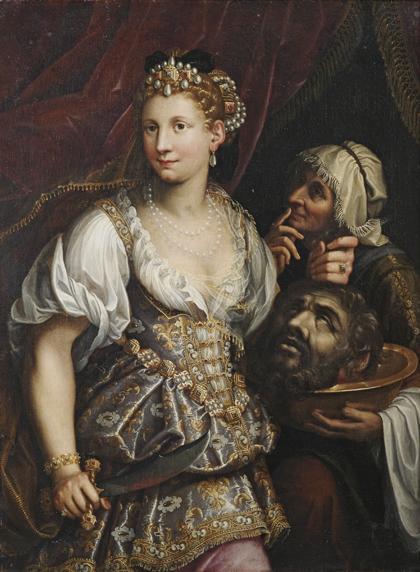 Judith () Fede Galizia