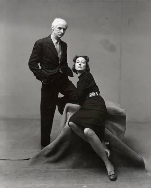 Max & Dorothea, NYC - 1947