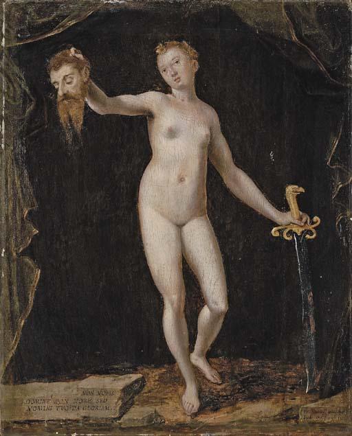 Judith (1585) Jean Ramey
