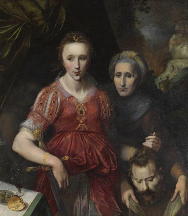 Judith (1605) Gerrit Pietersz