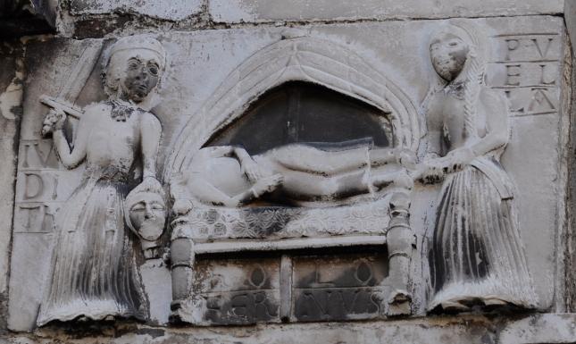 Judith (1273) Palazzo dei Podestà, Narni