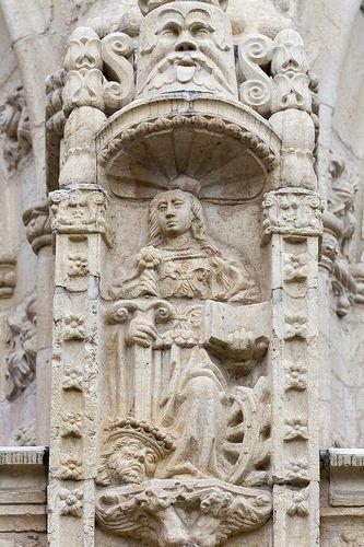 Judith (1500s) Jerónimos Monestary