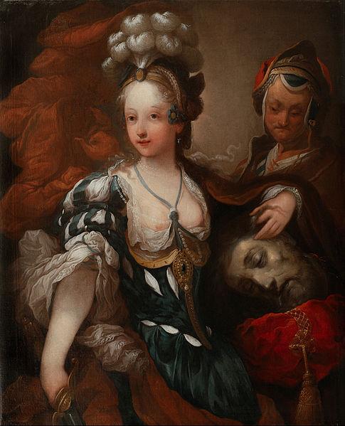 Judith () Alexis Grimou