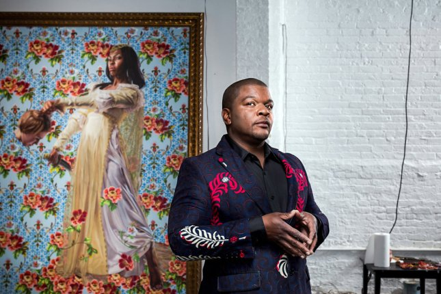 Kehinde Wiley (2015) Chad Batka for The New York Times