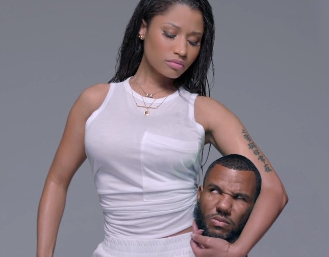 Nicki Minaj & Jayceon Terrell Taylor : Pills N Potions 2