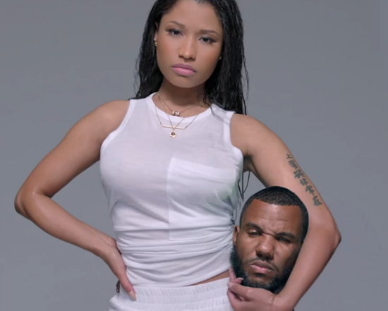 Nicki Minaj & Jayceon Terrell Taylor : Pills N Potions