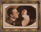 Sid Drew and Gladys Rankin