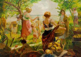 Fruit Pickers () Jakub Frantisek