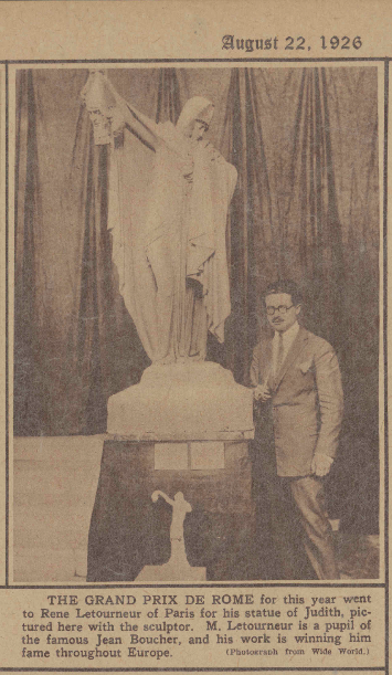 Judith (1926) René Letourneur