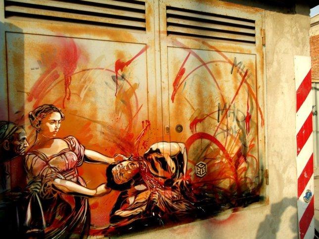 Judith (2010) Christian Guémy - Milano