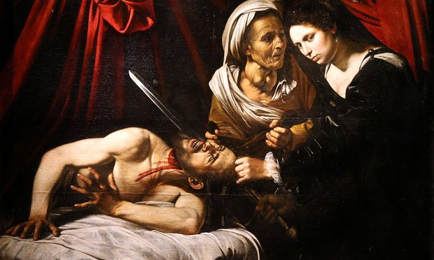 Judith (1600-10) Caravagio